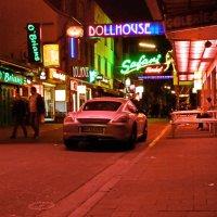 Ночная жизнь Гамбурга :: Андрей K.