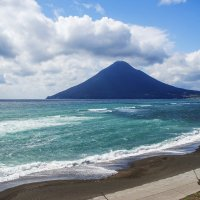 вулкан Kaimondake :: Slava Hamamoto