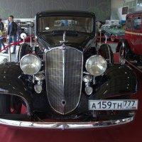 Старые моторы :: Валерий Самородов