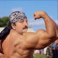 Я - силач! :: genar-58 '