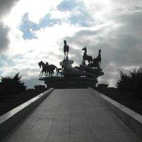 "Ашхабад. Памятник ""10 лет независимости"" :: Elena Соломенцева"