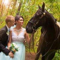 Красивая свадьба :: Ева Олерских