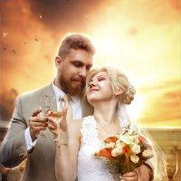 Свадебное :: Фотохудожник Наталья Смирнова