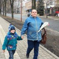В Донецк пришла Весна... :: Александр Мартынов