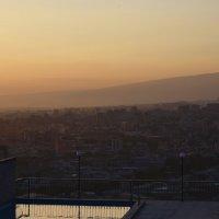 Ереван. Сумерки.Yerevan. Dusk. :: Юрий Воронов
