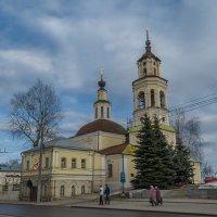 Николо-Кремлевский храм-планетарий :: Сергей Цветков