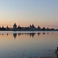 Рассвет на Сиверском озере. Кириллов :: MILAV V