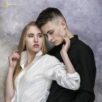 Двое :: Анатолий Прохоров