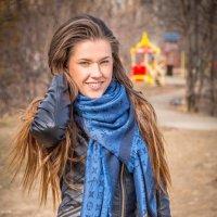 мама на прогулке :: Тамара Марченко