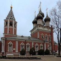 Церковь Положения Ризы Господней, на Донской :: Александр Качалин