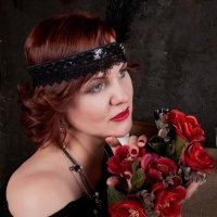 Портрет в стиле винтаж :: Albina