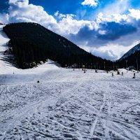 лыжный склон :: Karolina