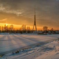Зимний вечер :: Егор Егоров