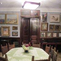 В музее - квартире художника И.И.Бродского :: Маера Урусова