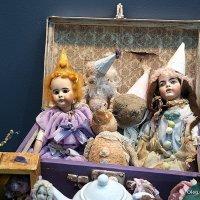 забытые игрушки или из сундучка :: Олег Лукьянов