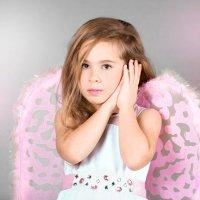 """""""Ангелы не спят, они смотрят на тебя"""" :: Олеся Загорулько"""