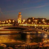 Мост Александра III | Париж :: Владимир Леликов