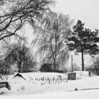 Деревенька моя, деревушка ... :: Евгений Юрков