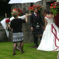 Подготовка к шотландской свадьбе :: Марина Домосилецкая
