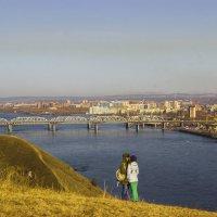Вид на город вдохновляет :: Сергей Щербинин