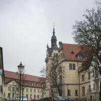 Гуляя по Бернбургу :: Александр