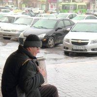 В дождь :: Юрий Гайворонский