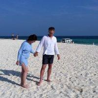 Ах, эти белые пески! :: Наталья Тимофеева