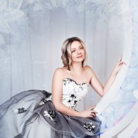 Зимняя фея. :: Elena Kovach