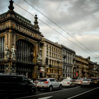 Волшебный Санкт-Петербург :: Александра Ермолова