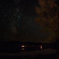 ночь на озере :: svabboy photo