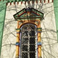 Рогожская слобода. окно :: елена
