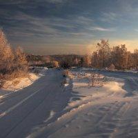 Много разных дорог предстоит нам пройти... :: Александр Попов