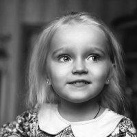 Портрет дочери :: Сергей Гойшик