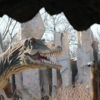 Динозавр!!! :: Светлана Масленникова