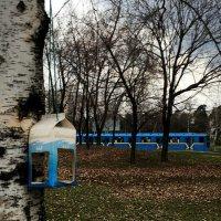 Весна в городе. :: Сергей Рубан