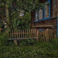 Лавочка. :: Евгений Иванов