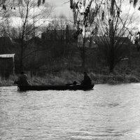 Двое в лодке, не считая... :: Юрий Новичков