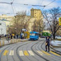 Москва, Садовнический проезд :: Игорь Герман