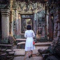 Lost in the temples :: Alena Kramarenko