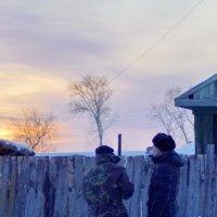 Ночное рандеву - шанс от скуки. :: A. SMIRNOV