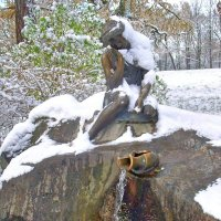 Первый снег :: Дмитрий Рогожин