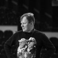 """Игорь Бутман. Репетиция. Джазовый фестиваль в Ярославле """" Джаз над Волгой"""" :: Алексадр Мякшин"""