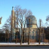 Санкт-Петербургская соборная мечеть. :: Валентина Жукова