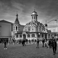 Москва, Казанский собор :: Игорь Иванов