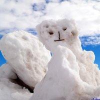 Лики ушедшей зимы.. :: Андрей Заломленков