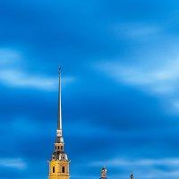 Петропавловская крепость :: Frol Polevoy