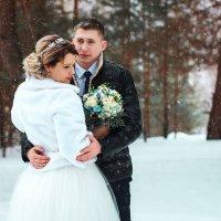 Зимняя свадьба :: Ольга Архипова