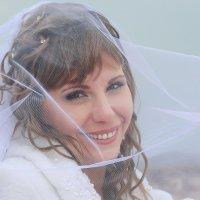 Счастливая невеста :: Елена