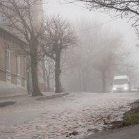 Туманное утро :: Владимир Переклицкий