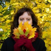 Осень в Ботаническом Саду :: Мара Гааг